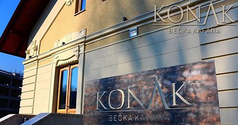 Oglas-prijem osoblja u Konak-u