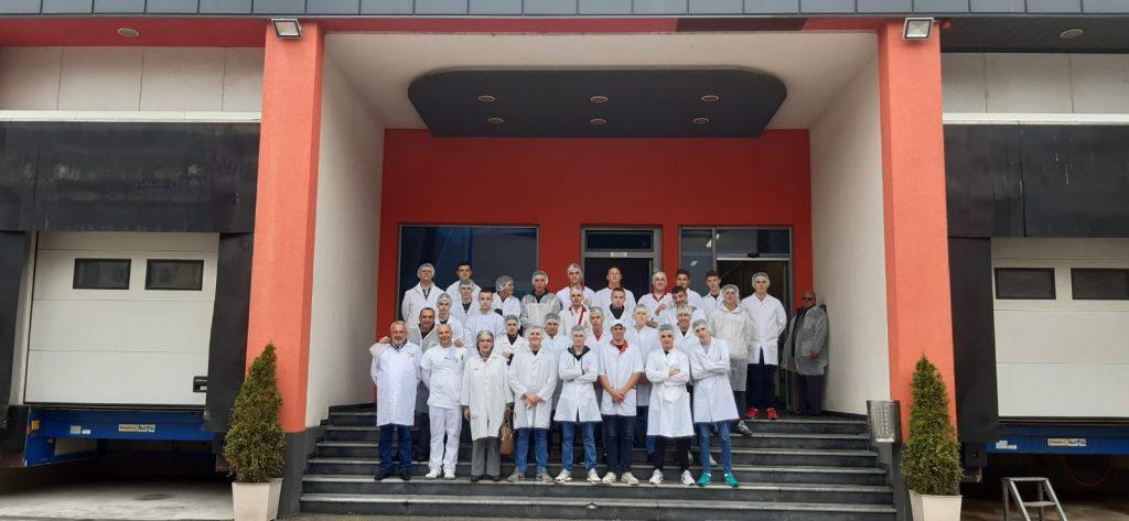 Posjeta učenika iz Sarajeva
